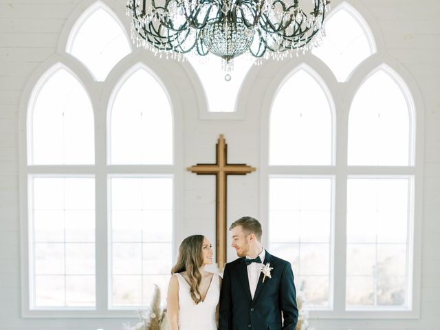 Chris and Olivia's Wedding in Georgetown, Tennessee 5