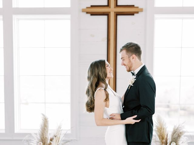 Chris and Olivia's Wedding in Georgetown, Tennessee 14