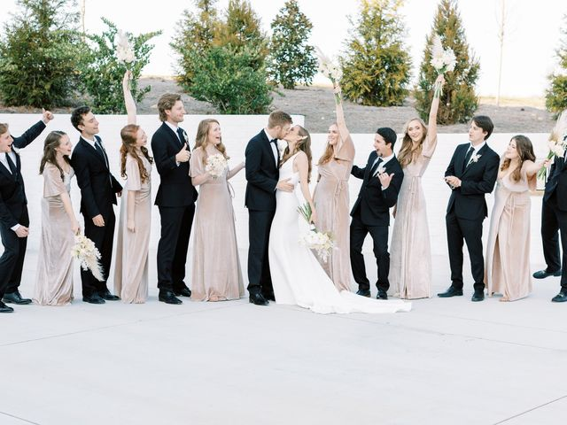 Chris and Olivia's Wedding in Georgetown, Tennessee 19