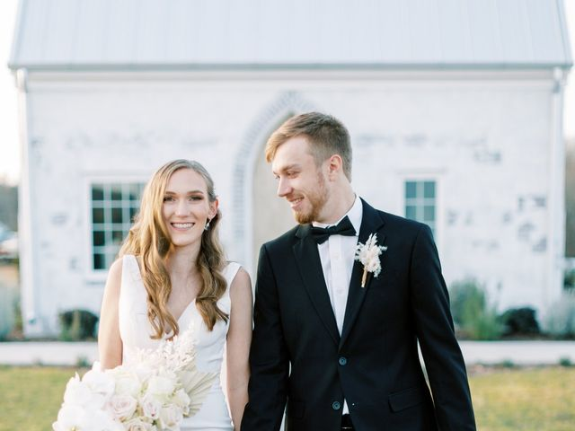 Chris and Olivia's Wedding in Georgetown, Tennessee 22