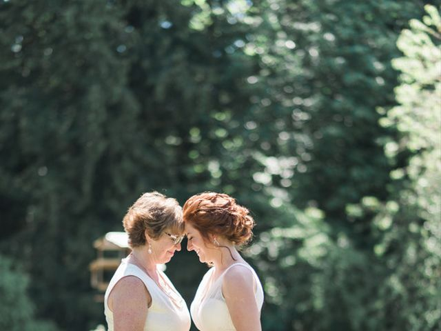 Katherine and Matt's Wedding in Snohomish, Washington 8
