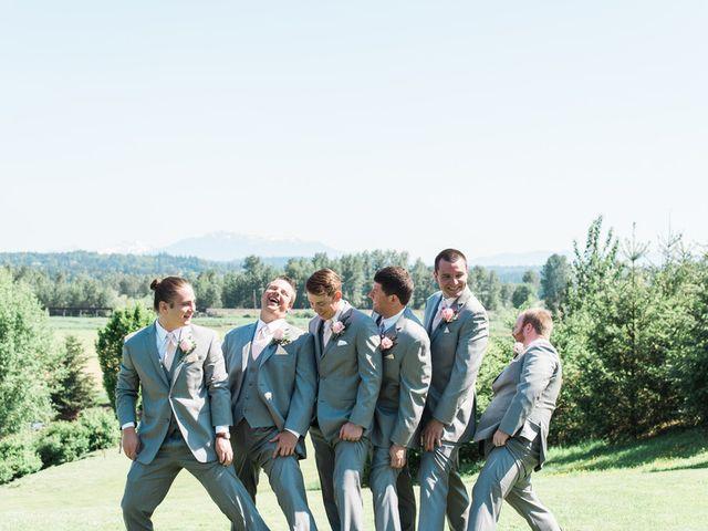 Katherine and Matt's Wedding in Snohomish, Washington 9