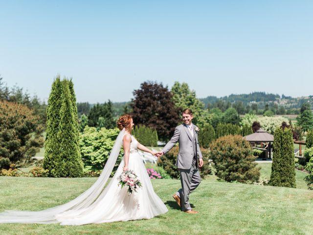 Katherine and Matt's Wedding in Snohomish, Washington 14