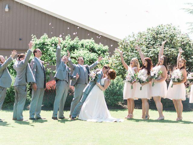 Katherine and Matt's Wedding in Snohomish, Washington 16
