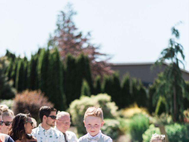 Katherine and Matt's Wedding in Snohomish, Washington 21