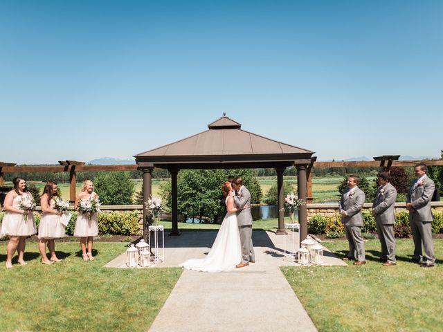 Katherine and Matt's Wedding in Snohomish, Washington 25