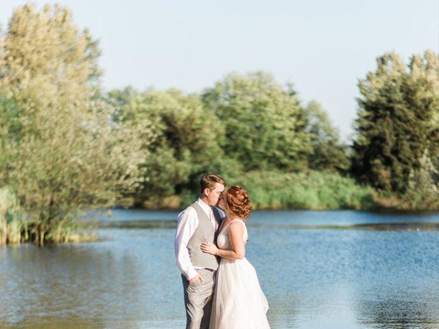 Katherine and Matt's Wedding in Snohomish, Washington 26