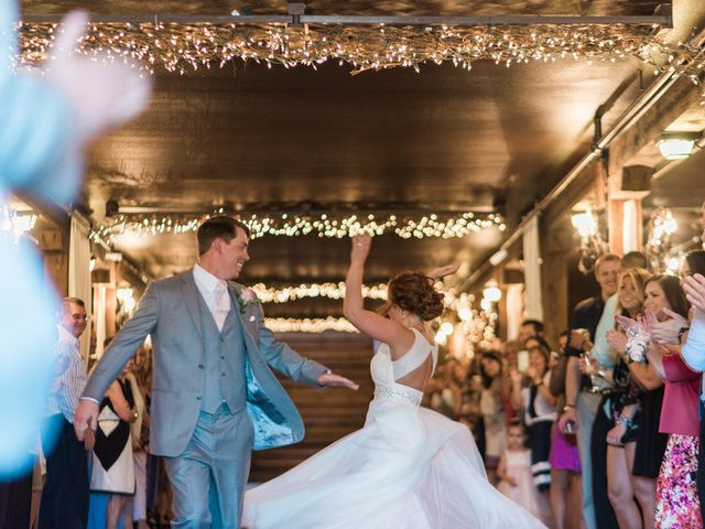 Katherine and Matt's Wedding in Snohomish, Washington 32