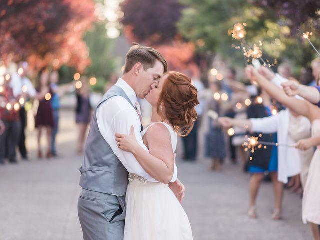 Katherine and Matt's Wedding in Snohomish, Washington 34