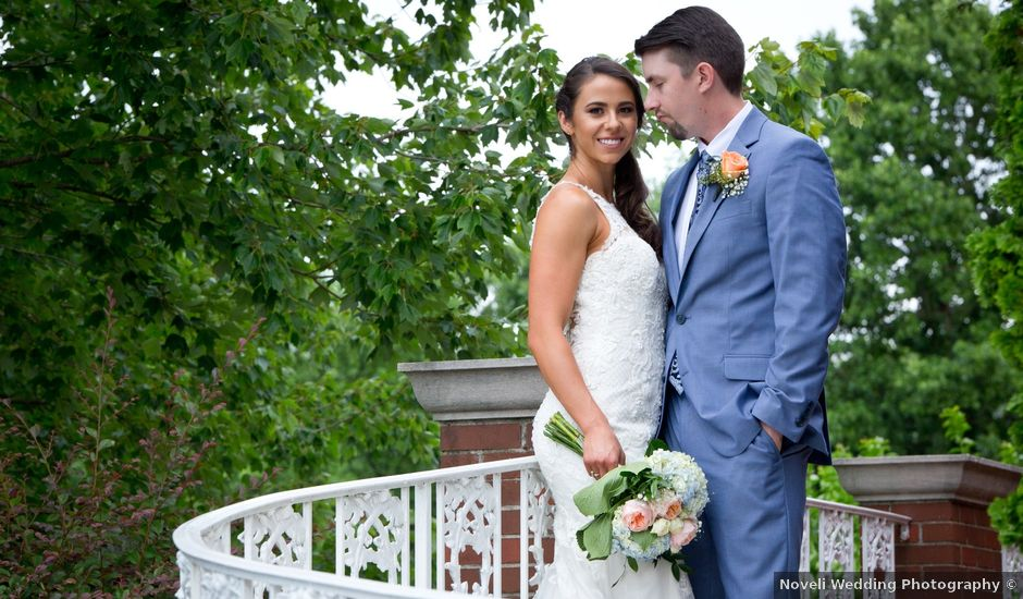 Andrew and Grace's Wedding in Greenville, South Carolina