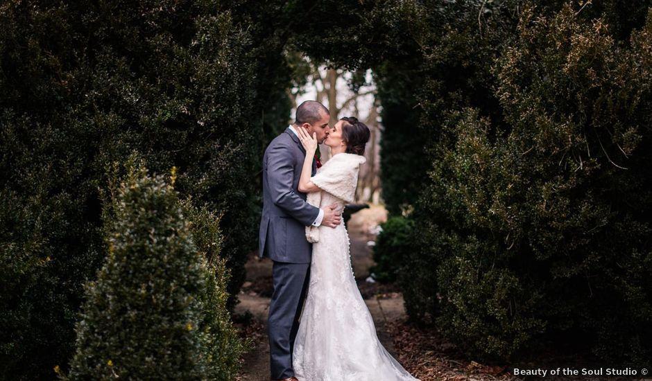 Joe and Olivia's Wedding in Leesburg, Virginia