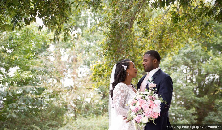 Renardo and Candice's Wedding in Greenville, South Carolina
