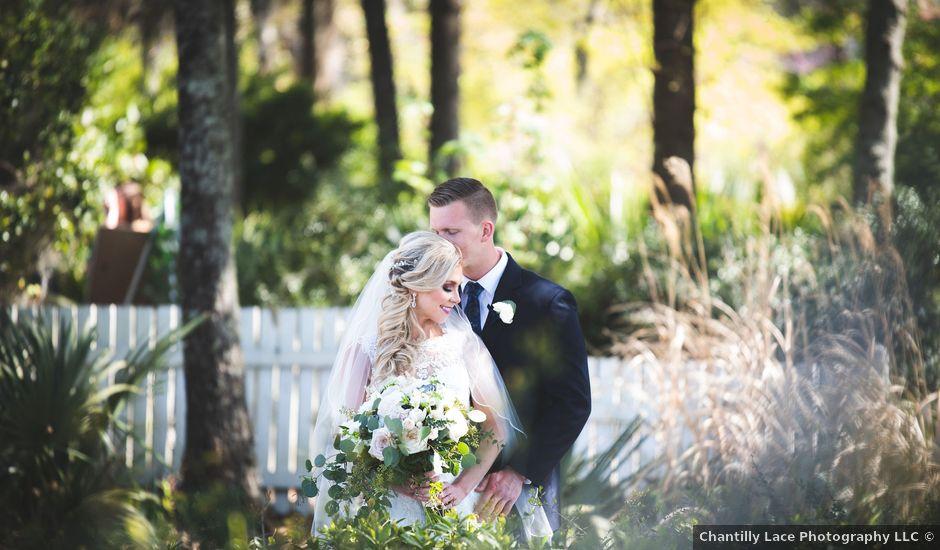 David and Erica's Wedding in Mount Pleasant, South Carolina