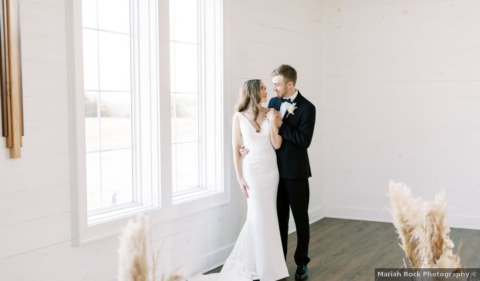Chris and Olivia's Wedding in Georgetown, Tennessee