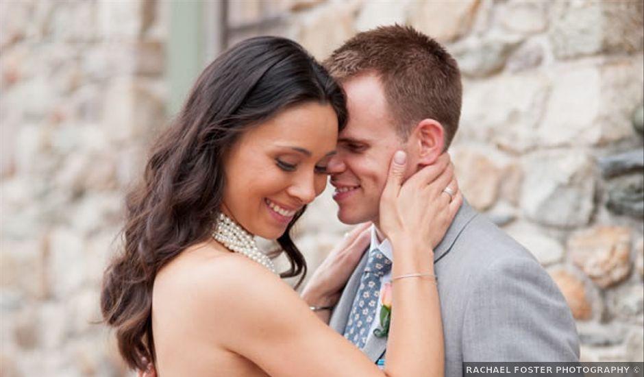 Caitlin and Matthew's Wedding in Leesburg, Virginia