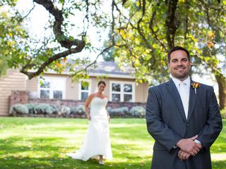 Lori and Todd's Wedding in Kenwood, California 3