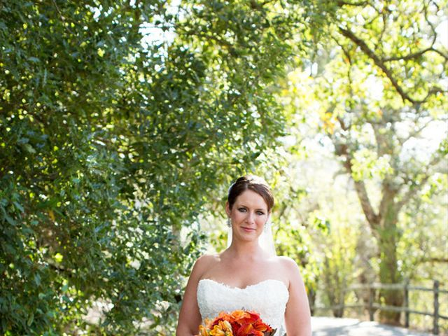 Lori and Todd's Wedding in Kenwood, California 2