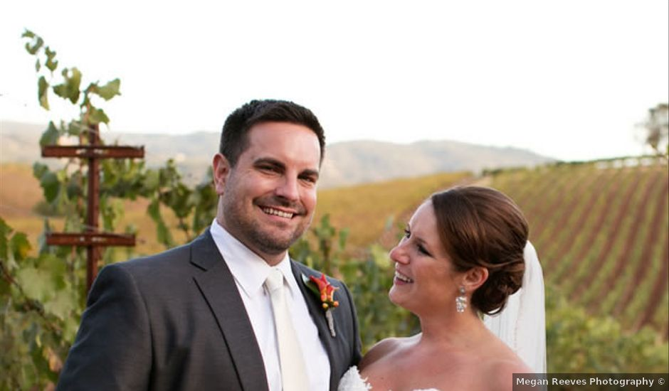 Lori and Todd's Wedding in Kenwood, California