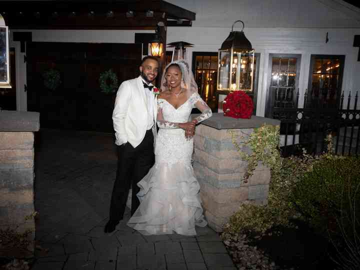 The wedding of Kendra and Dan