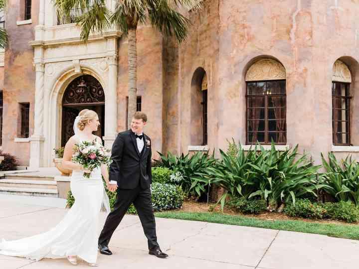 The wedding of Lauren and Geoff