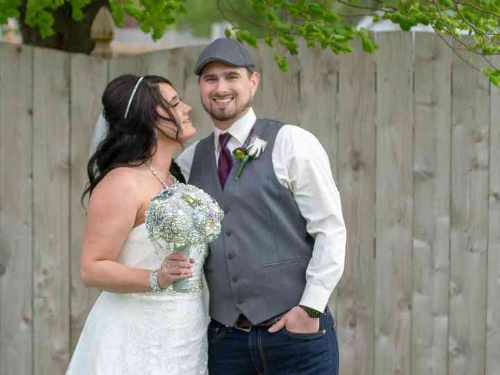 The wedding of Heather and Jeremy