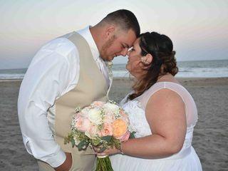 The wedding of Mckenzee and Andrew