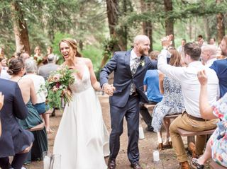 The wedding of Kaly and Marc