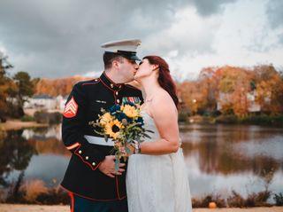 The wedding of Natasha and Gabriel