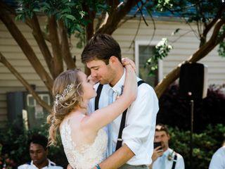 The wedding of Caroline and Josh 2