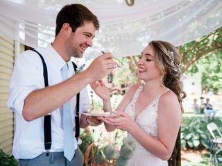 The wedding of Caroline and Josh 3
