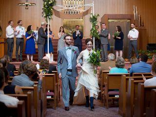 The wedding of Elizabeth and Ben 1