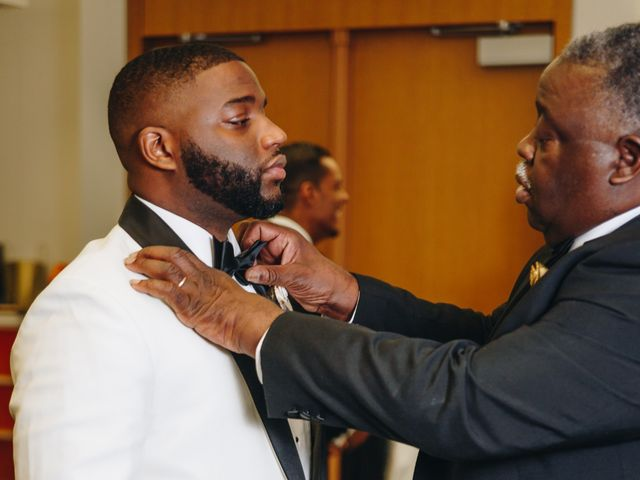 Theo and Amaya's Wedding in Charlotte, North Carolina 10