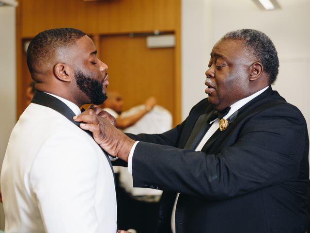 Theo and Amaya's Wedding in Charlotte, North Carolina 13