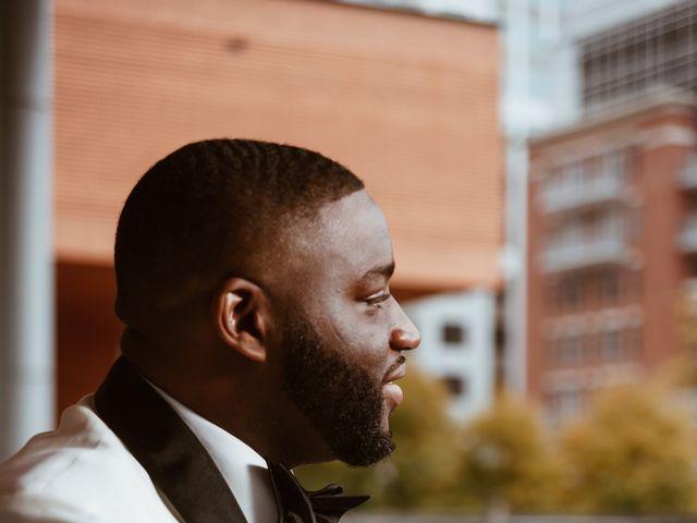 Theo and Amaya's Wedding in Charlotte, North Carolina 35