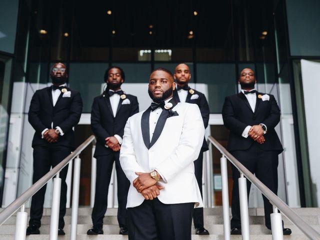 Theo and Amaya's Wedding in Charlotte, North Carolina 57
