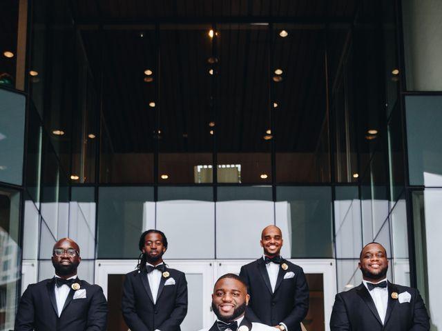 Theo and Amaya's Wedding in Charlotte, North Carolina 58