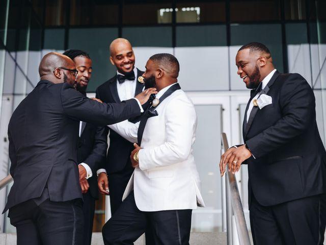 Theo and Amaya's Wedding in Charlotte, North Carolina 59