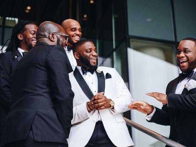 Theo and Amaya's Wedding in Charlotte, North Carolina 60