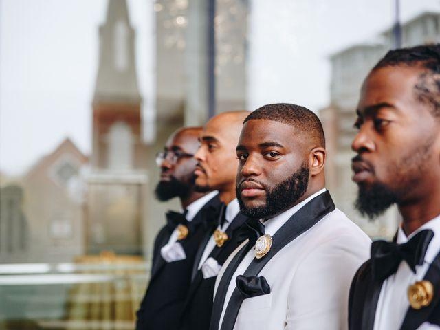 Theo and Amaya's Wedding in Charlotte, North Carolina 70