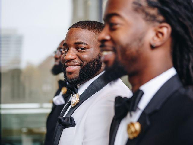Theo and Amaya's Wedding in Charlotte, North Carolina 71