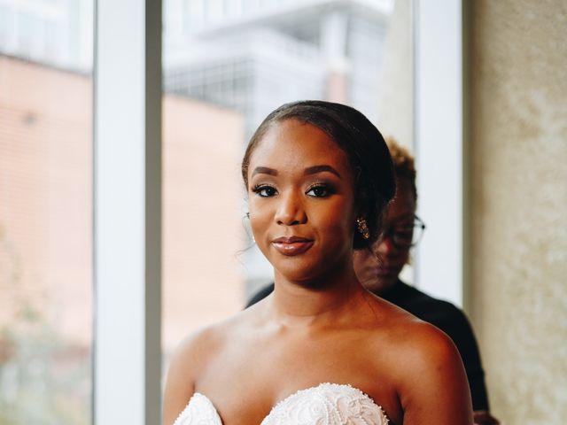 Theo and Amaya's Wedding in Charlotte, North Carolina 112