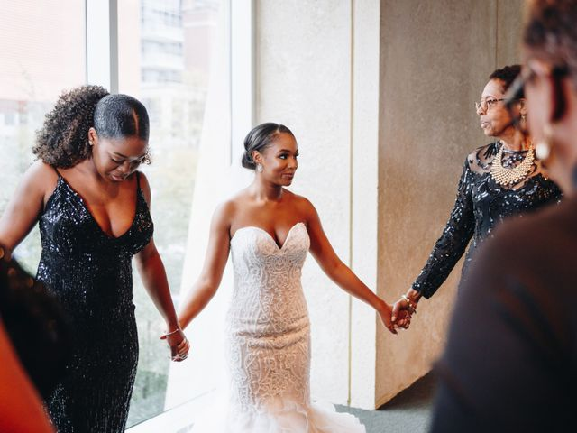 Theo and Amaya's Wedding in Charlotte, North Carolina 130