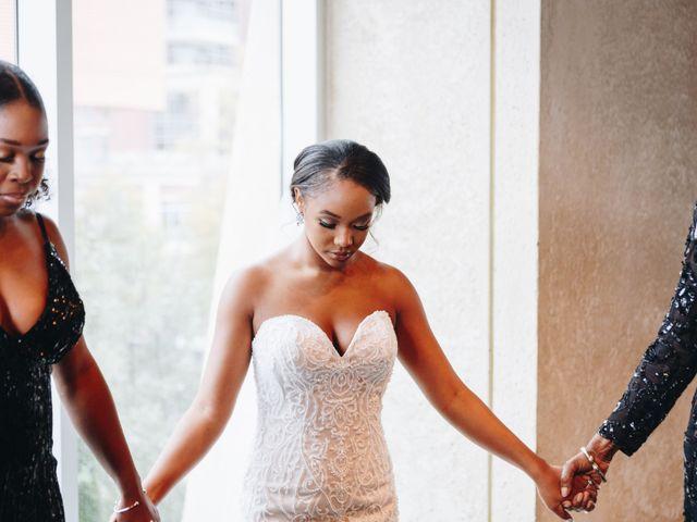 Theo and Amaya's Wedding in Charlotte, North Carolina 131
