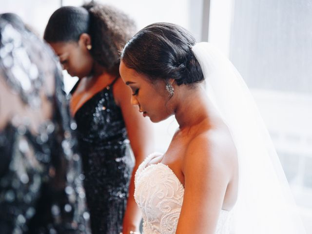 Theo and Amaya's Wedding in Charlotte, North Carolina 138