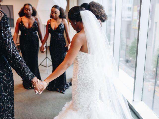 Theo and Amaya's Wedding in Charlotte, North Carolina 140