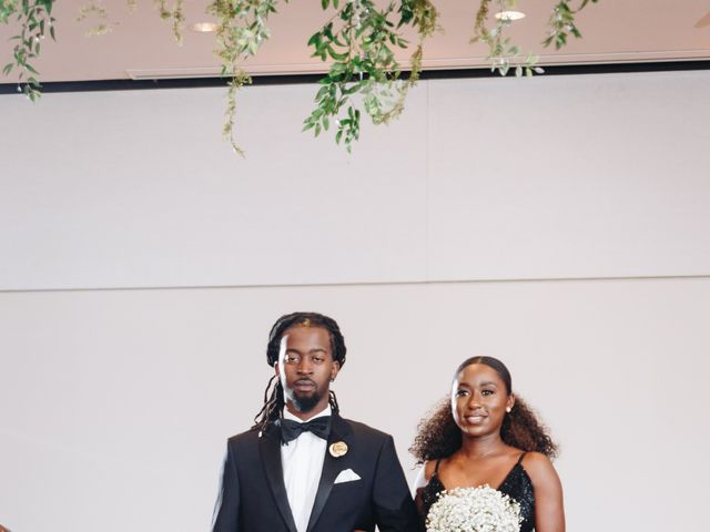 Theo and Amaya's Wedding in Charlotte, North Carolina 164