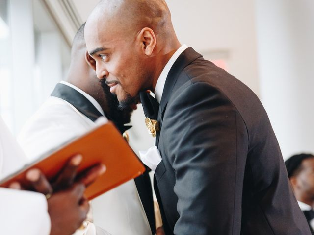 Theo and Amaya's Wedding in Charlotte, North Carolina 169
