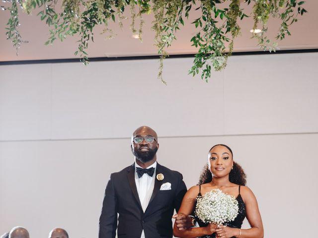 Theo and Amaya's Wedding in Charlotte, North Carolina 174