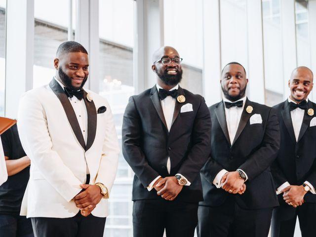 Theo and Amaya's Wedding in Charlotte, North Carolina 181