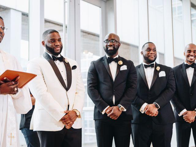 Theo and Amaya's Wedding in Charlotte, North Carolina 182